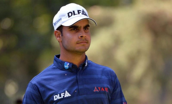Shubhankar Sharma has accept an invitation to play in the US Masters. (Reuters pic)