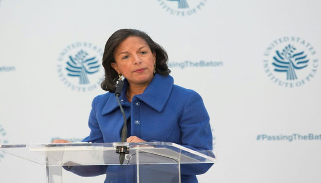Susan Rice appointed to Netflix board