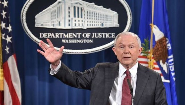 Justice Department to sue California over 'sanctuary' policies that protect illegal immigrants