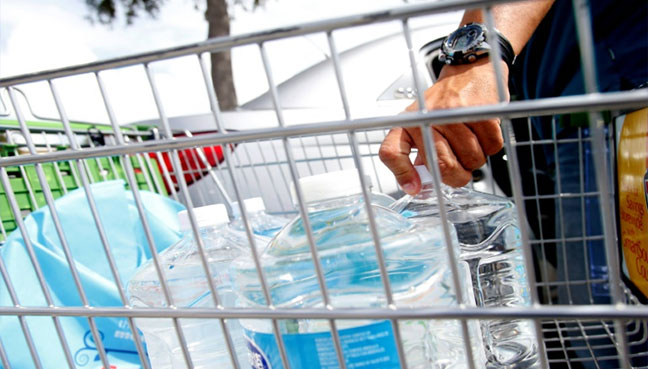 Popular Brands' Bottled Water Found Contaminated with Micro plastic