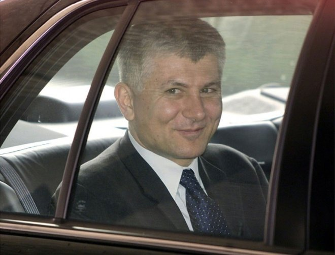 Zoran Đinđić was murdered by a sniper on March 12, 2003. (AFP pic)