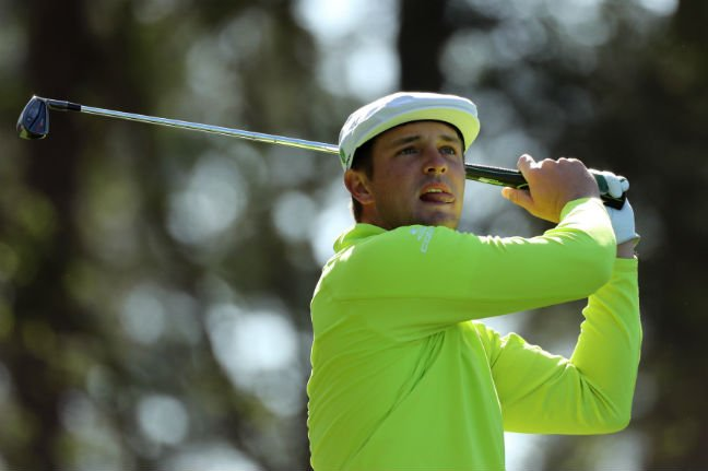 DeChambeau shoots career-best 64 to take Harbour Town lead