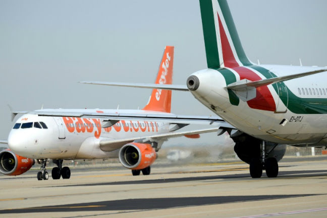 EasyJet share price: Airline submits revised offer for Alitalia