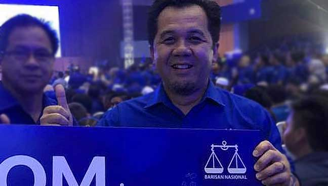 Opposition supporters in Sabah will turn to BN, says confident Umno newcomer