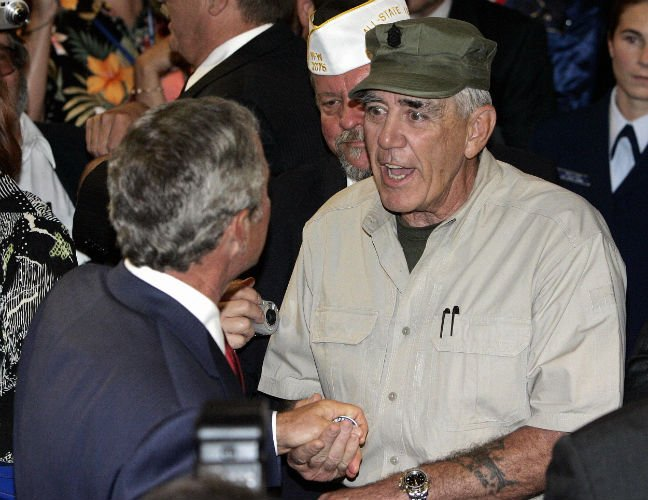 R. Lee Ermey dies at 74