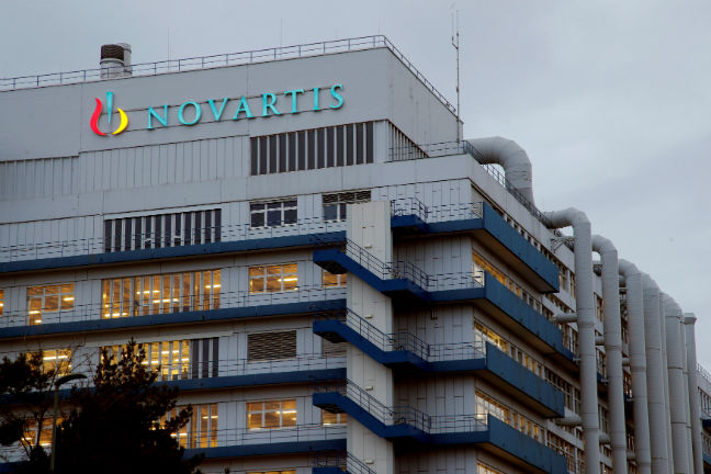 Novartis to buy AveXis in $8.7bn US gene-therapy deal