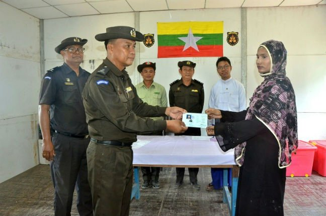 Burma repatriates first Rohingya family despite UN warnings
