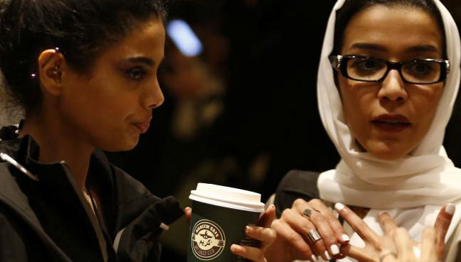 Saudi Arabia Celebrates Woman-Only Arab Fashion Week