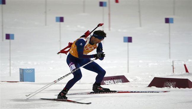 Norway's King of Biathlon Bjoerndalen Announces His Retirement