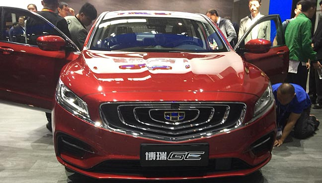 Geely Emerges As China S Leader In New Energy Vehicles Free
