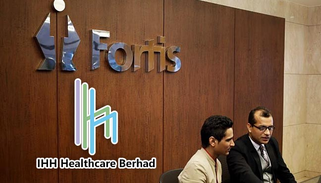 Malaysia's IHH Healthcare offers to buy Fortis at Rs160 per share