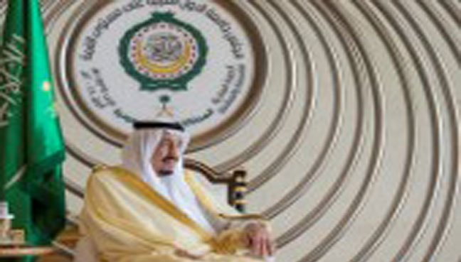 Saudi king denounces 'blatant interference' by Iran in Arab affairs