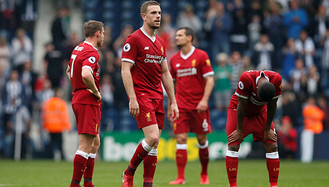 Reasons Liverpool need to worry about West Brom