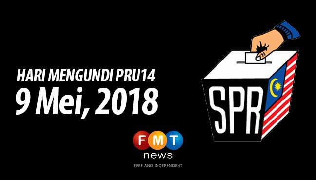 Image result for mengundi 2018