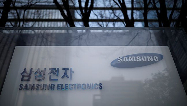 Samsung tips record first-quarter profit