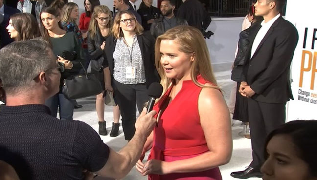 Amy Schumer's celebrity crush is NKOTB's Joey McIntyre