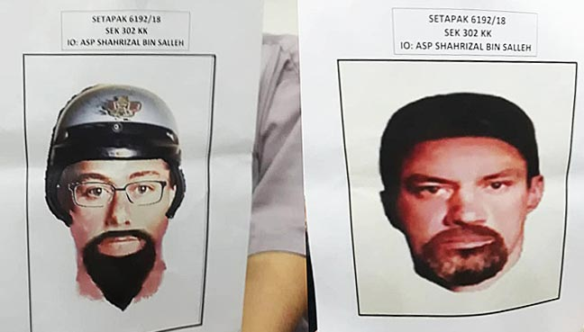 Malaysia hunts 'foreign spies' who gunned down Palestinian scientist
