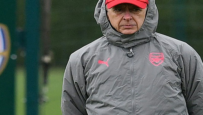 Arsenal fans will return for Europa League tie - Wenger