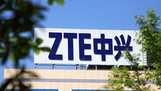 ZTE Tells Suppliers China Trade Row May Be Factor in US Ban