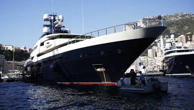Image result for jho low yacht