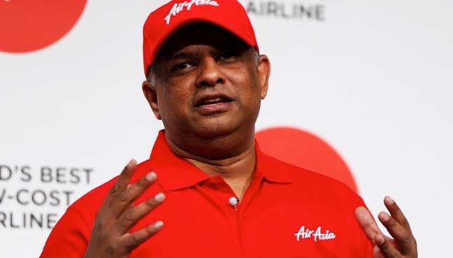 Mavcom lodges police report against Tony Fernandes over claim