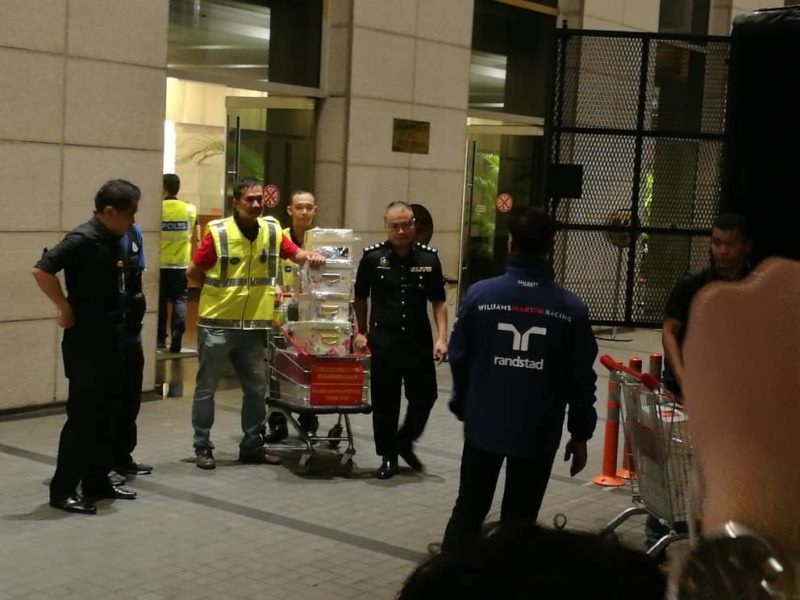 Image result for police seize 72 bags