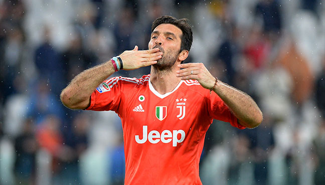 'Don't go Gigi,' Buffon's sister urges Juventus great