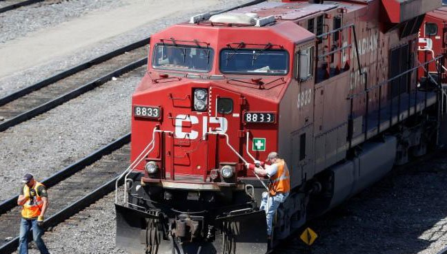 Stock On the Run: Canadian National Railway Company (CNI)