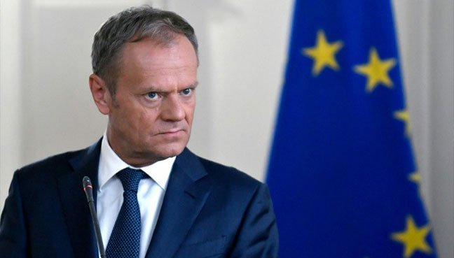 Donald Tusk Lambasts Trump on Trade Decision, Iran Nuclear Deal