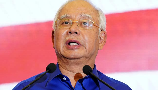 Najib Razak to Give 1MDB Statement