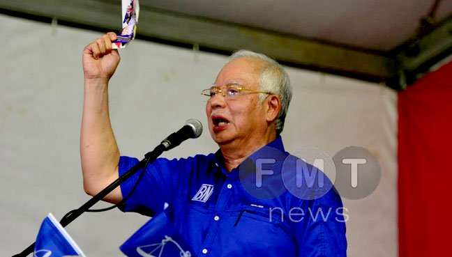 Malaysia election rivals give last campaign speeches