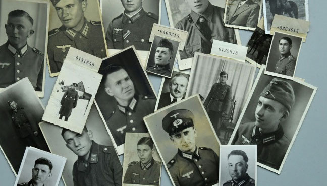 German search for WW2 missing drawing to sombre close | Free
