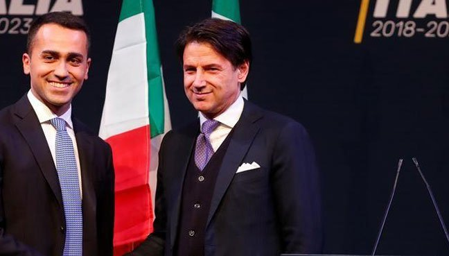 Italy's President Summons Conte for Talks on Forming Government