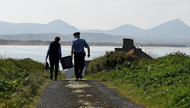Under Threats, Irish Pro-Lifers Remove Giant Sign Opposing Referendum