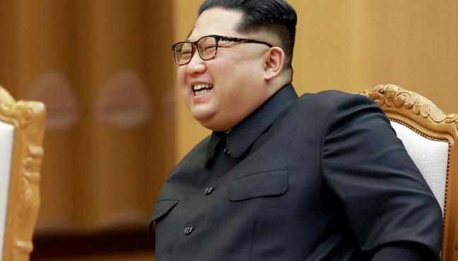 Reports say Xi met Kim in northern China