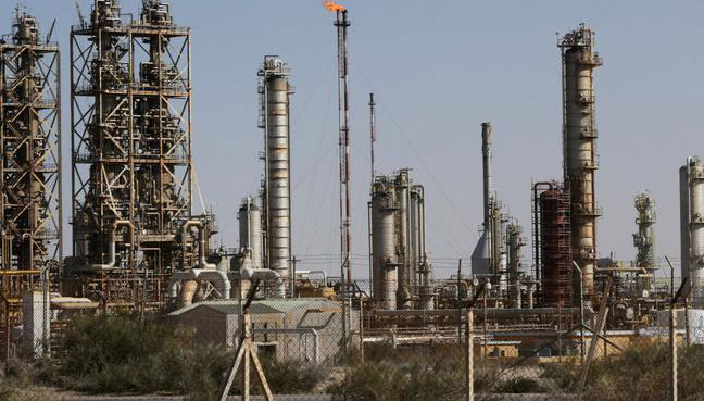 Unemployed youths threaten Libya oilfields feeding Sidra; production normal