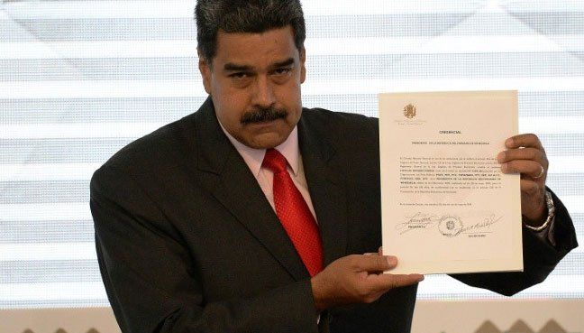 Nicolás Maduro's recent actions have prompted the United States to impose sanctions against Venezuela