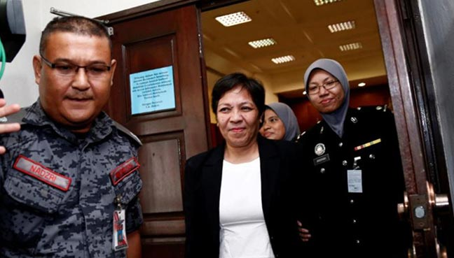 Australian woman sentenced to death for drug offences in Malaysia
