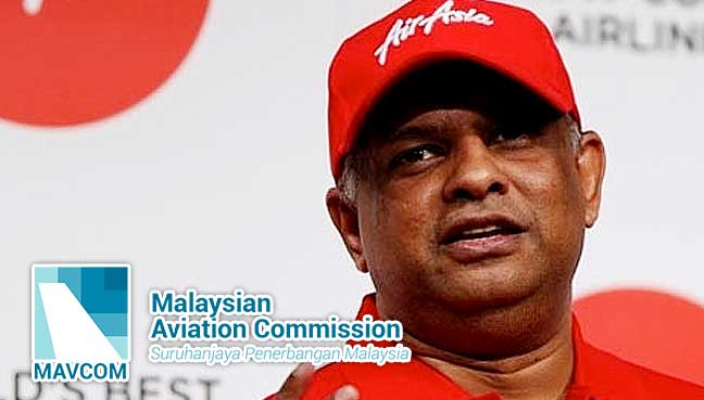 AirAsia boss sorry for 'foolish' Malaysia election stunt