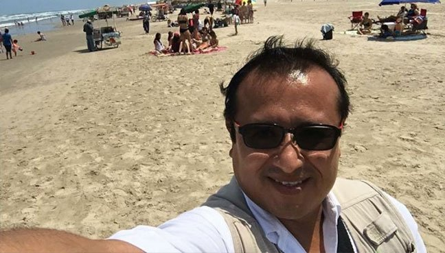 Mexican journalist, Hector Gonzalez Antonio beaten to death