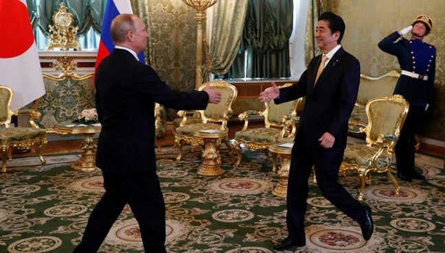 Russia China partnership at best level in history: Putin