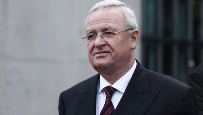 Report: Former VW CEO Martin Winterkorn criminally charged over dieselgate