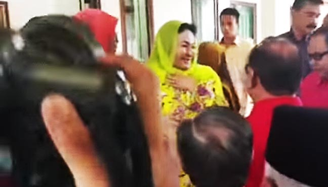 Saya tenang, mahu hidup normal semula, kata Rosmah