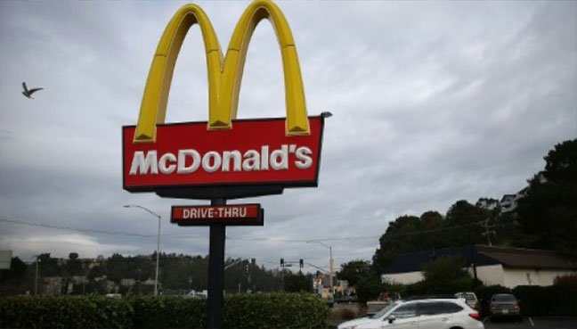 McDonald's to replace plastic straws with paper ones