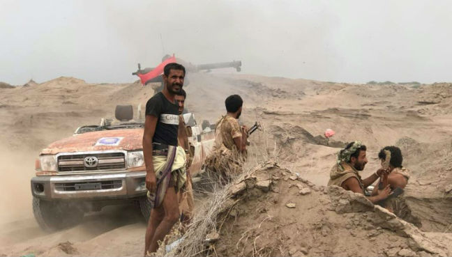 Yemeni forces: Hudaydah airport has not fallen