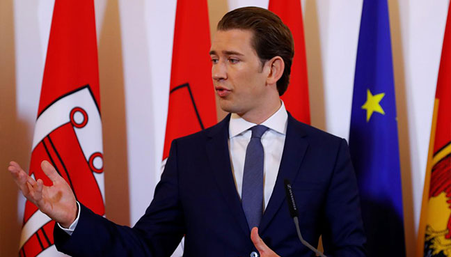 Austria to shut 7 masajid, expel Imams