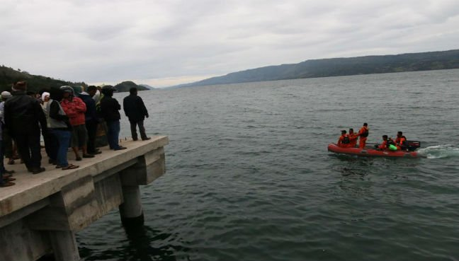Almost 180 Passengers Still Missing in Indonesia Ferry Sinking