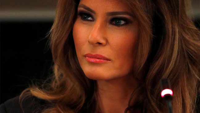 Where is Melania? Jim Carrey and Conan O'Brien Joke They Know of First Lady's Whereabouts as Rumours Swirl