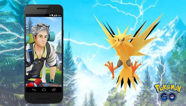 Report: 'Pokémon Go' continues to grow, 'Fortnite' passes