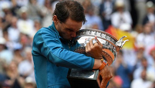 Nadal, Federer Keep Winning Despite Age